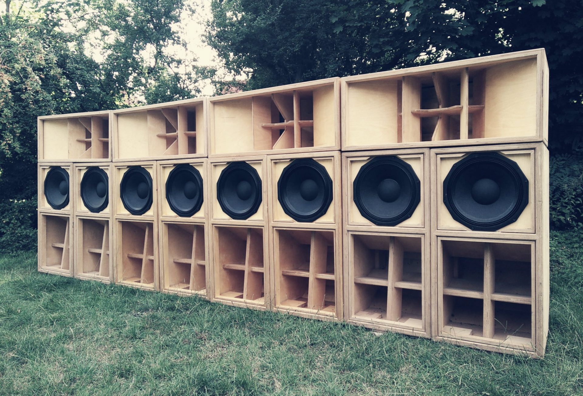 Steppa Warriors Sound System